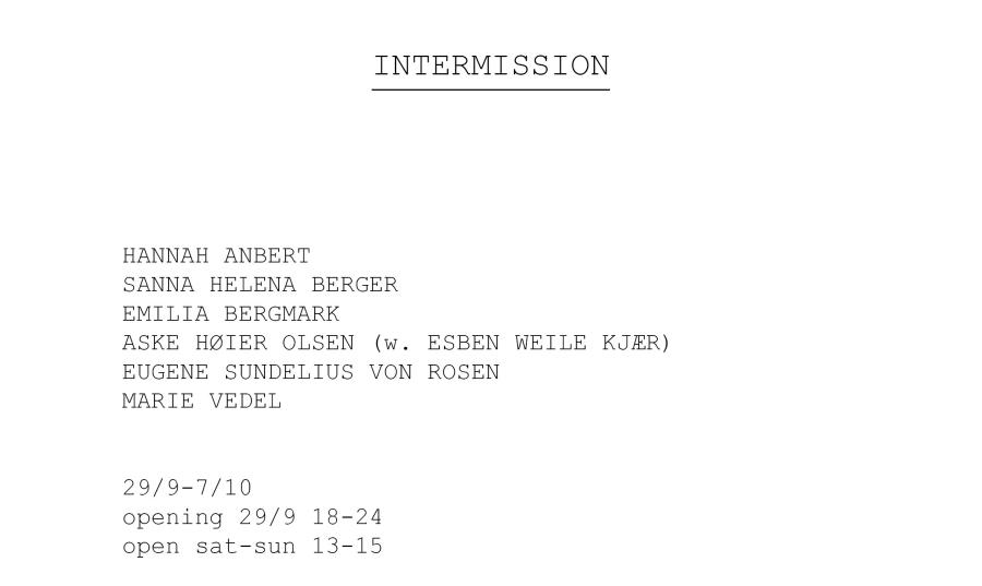 intermission10tekst